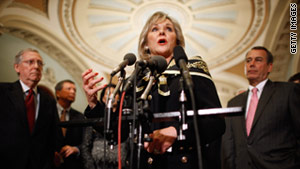 Mary Fallin: Stroke of the Pen, Law of the Land?