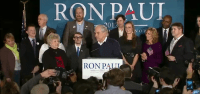Ron Paul speech in New Hampshire following primary second place finish