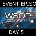 World Series of Poker 2013 – Main Event, Episode 9