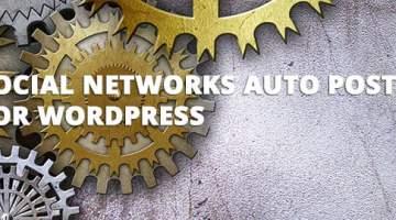 Những plugin đăng bài tự động lên mạng xã hội cho Wordpress