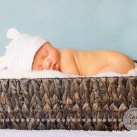 Dreamy // Sleepy Baby Leo {Photo Challenge}