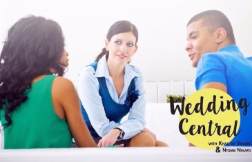 #WeddingCentral – Couples Counseling = Failed Marriage