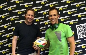 #RugbyCentral with Ben Karpinski