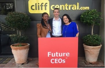 Future CEOs – New CEO of The Sunflower Fund