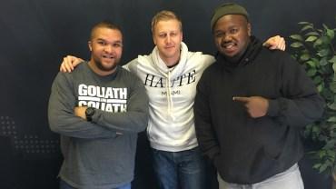 Jason Goliath & Skhumba Hlophe