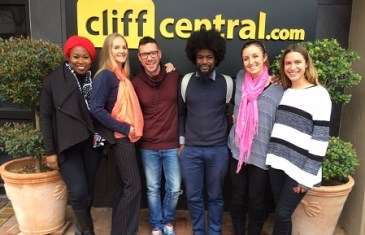 The Good Stuff – Walking Art Tours, Sympathy SleepOut & Steve Biko Foundation