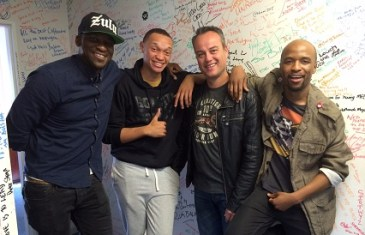 The Gas Comedy Podcast – Mo Mothebe & Tats Nkonzo
