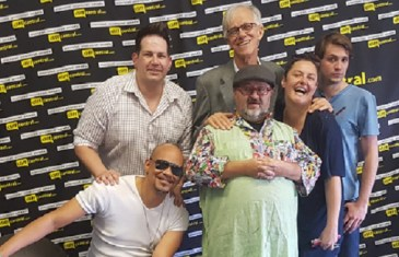 The CasperRadio Show – Tobie Cronje