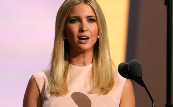 Ivanka Trump: A voice for climate change?