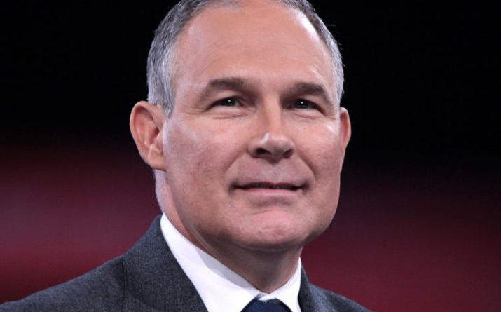 Pruitt Addresses Future of EPA, Contradicting Agency Mission