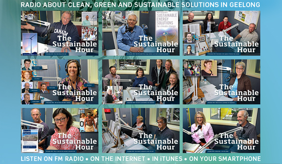 The Sustainable Hour 1-100 Index