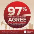 97 scientist consensus global warming