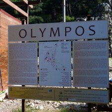 Olympos National Park