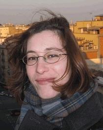 Silvia, veterinaria de la Clínica Veterinaria Monsalud