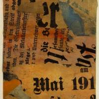 Text in Art. 3 - Kurt Schwitters