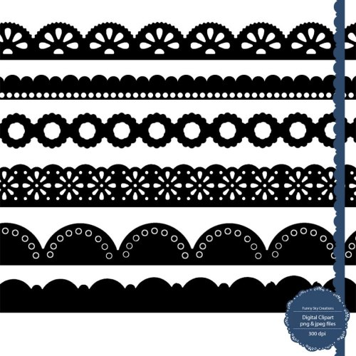 Medium Crop Of Lace Border Png