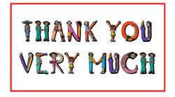Supple Thank You Very Much Clipart Panda Free Thank You Clipart Free Download Free Thank You Cards Amazon Thank You Cards