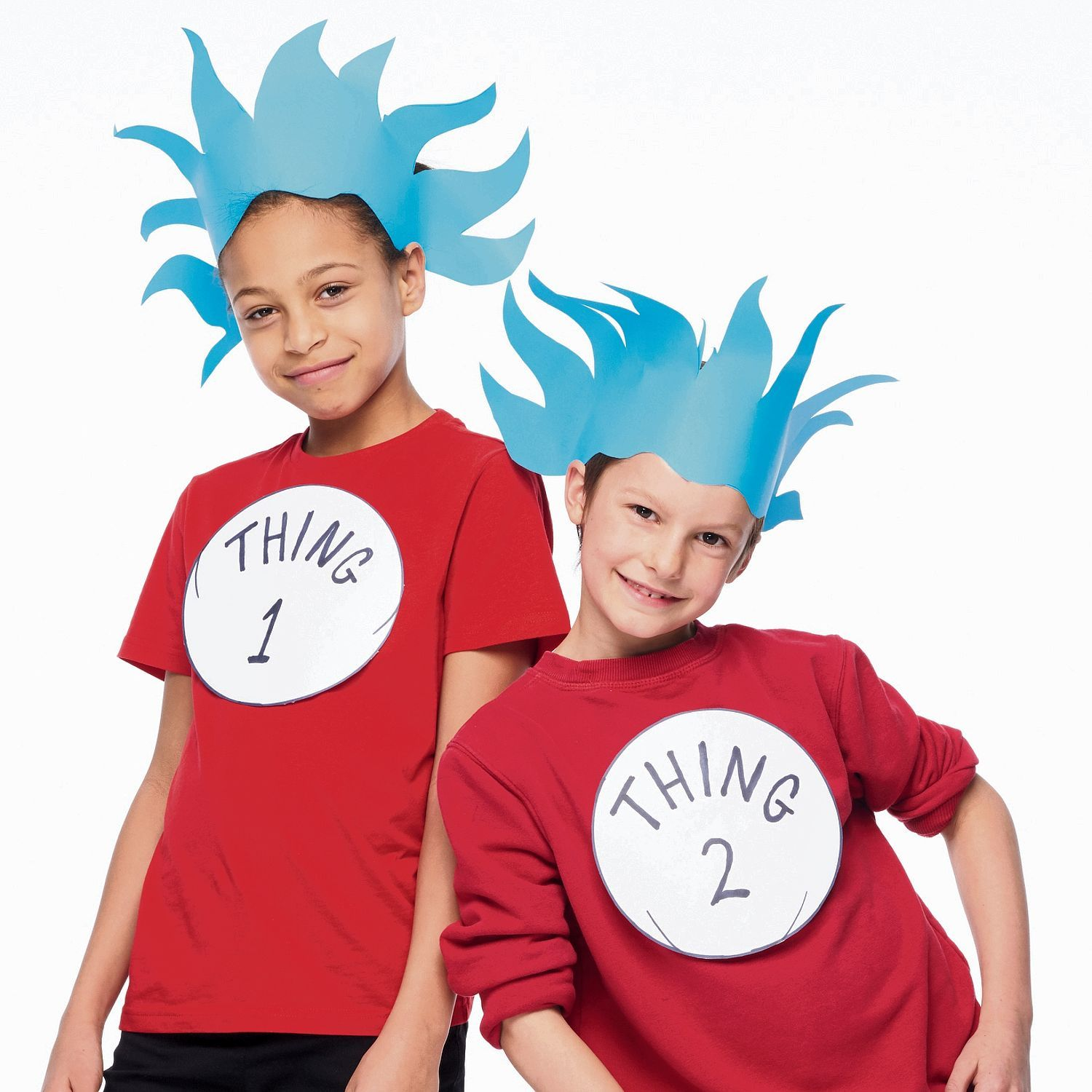 Excellent Booking Good Six Easy To Make Outfits Thing Book Free Download Thing World Book Day Thing Thing Thing 1 Costume Girl Thing 1 Costume Baby baby Thing 1 Costume