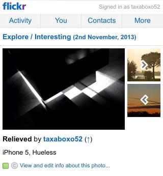 Explored Photo 2013.11.02