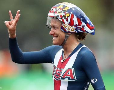 Kristin Armstrong Olympics