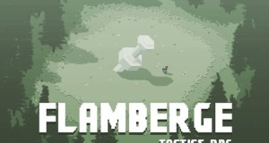Flamberge is a tactical RPG with simultanious turns that's crowdfunding on Kickstarter