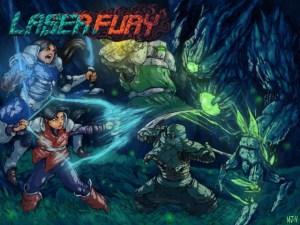 Laser Fury