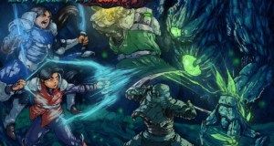 Laser fury is a pixel-drawn Action RPG, featuring dynamic combat, ability progression, and online/local co-op with up to 4 players on Kickstarter