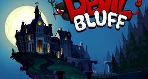 Devil's Bluff is a retro-themed online murder-mystery adventure that's crowdfunding on Kickstarter.