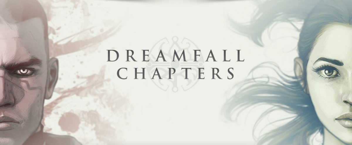 The Journey Continues in Dreamfall Chapters Book  2