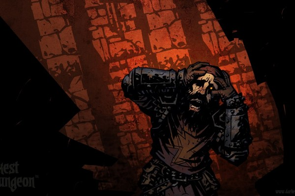 Darkest Dungeon is a Kickstarter funded RPG that was just released to Steam Early Access.
