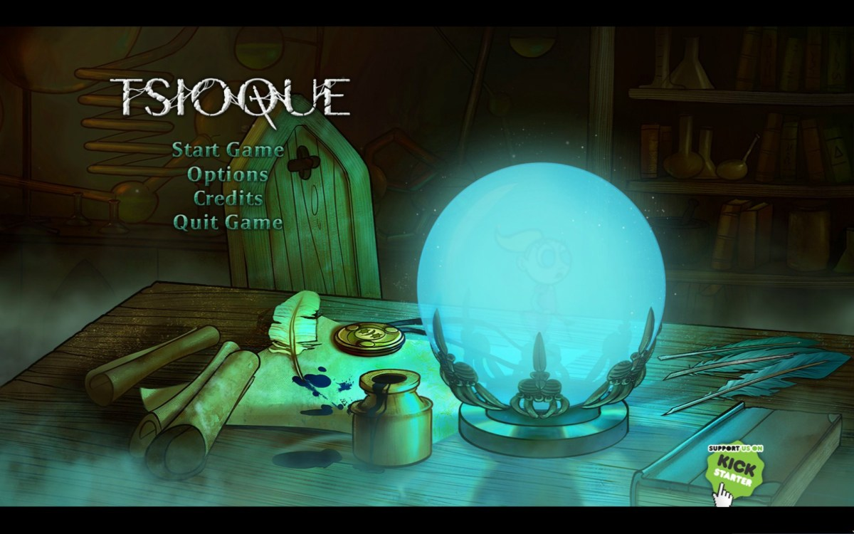 The Tsioque Demo is Animated Awesome