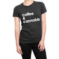 Coffee and Cannabis by Clique Wear