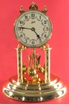 Schatz Standard 400 Day Clock with Missing Pendulum Weights!