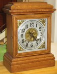 "Ansonia ""Cabinet No. 56"" Mantel Clock"