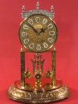 Kundo Standard 400 Day Clock with Cast Brass Base