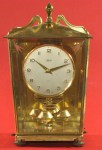 "Schatz ""London Coach"" 400 Day Clock Made in April 1955"