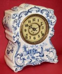 F. Kroeber China No. 16 Mantel Clock