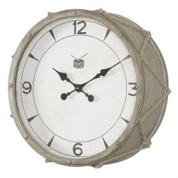 Small Crop Of Unique Wall Clock