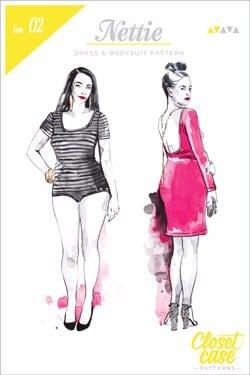 Nettie-dress-and-bodysuit-pattern-Sewing-Pattern-Envelope-sidebar