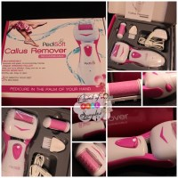 {Giveaway} Electric Pedicure Callus Remover #Review