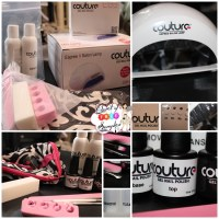 {Giveaway} Couture Gel Nail Polish #Review