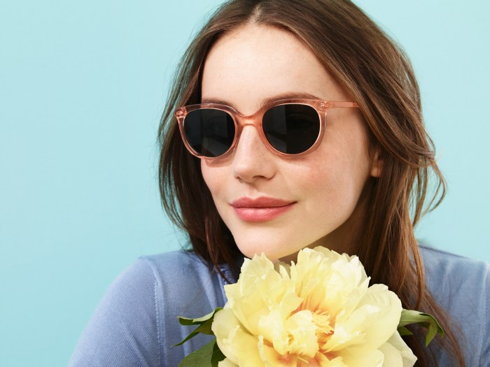 Clothed in Sunlight x Warby Parker
