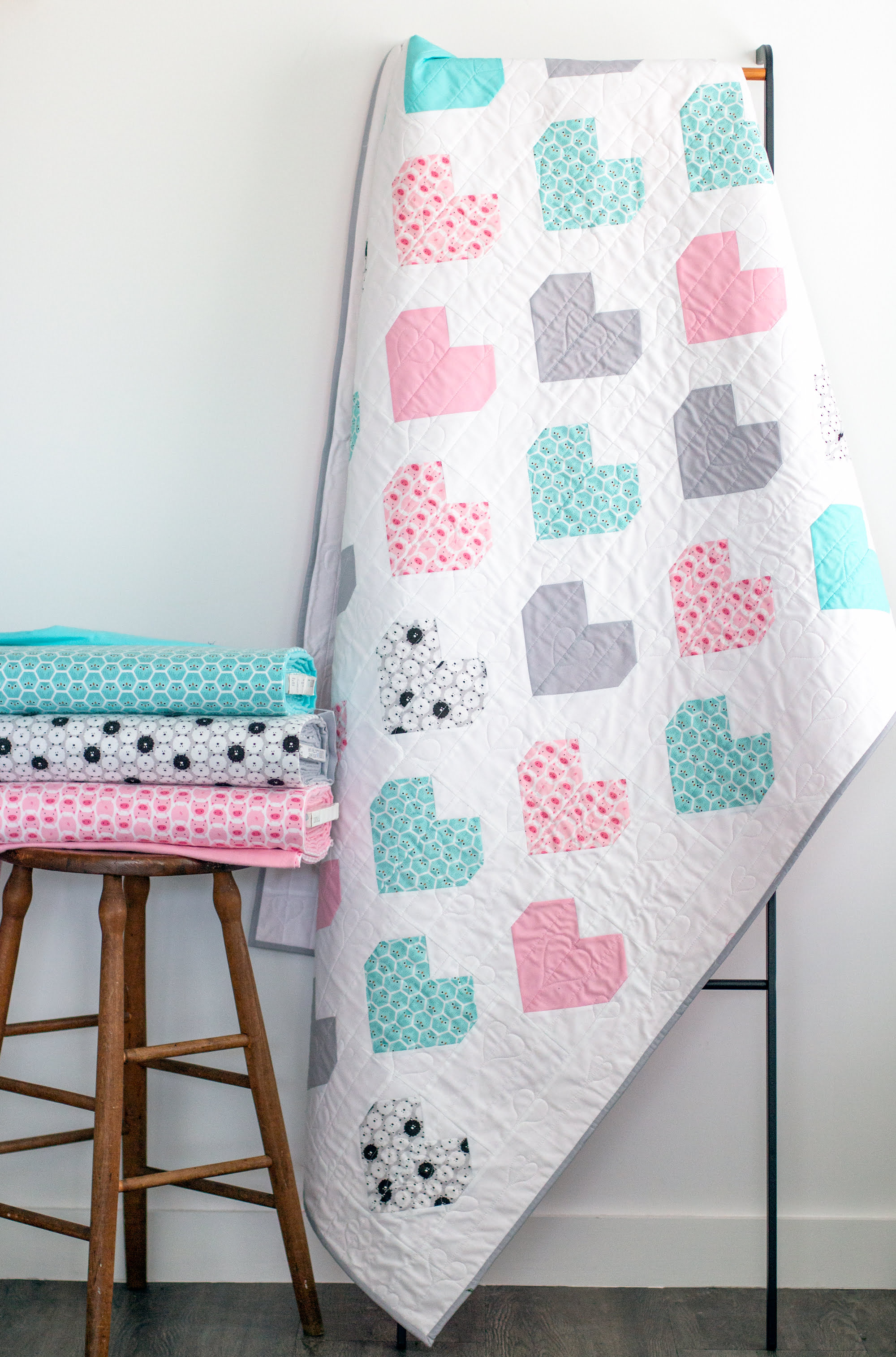 Grand Stores Dolittles By Fabrics Fabrics Cloud 9 Fabrics Voile Cloud 9 Fabrics Knits Hearts Quilt Pattern By Fabrics Now houzz-02 Cloud 9 Fabrics