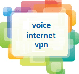 Voice Data Internet VPN