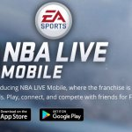 NBA Live game launched on iOS and Android