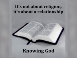 Bible - Knowing God 318px wide