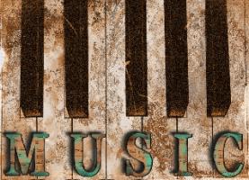 MUSIC piano pub domain 318px
