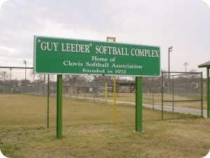 Guy Leeder Softball Complex