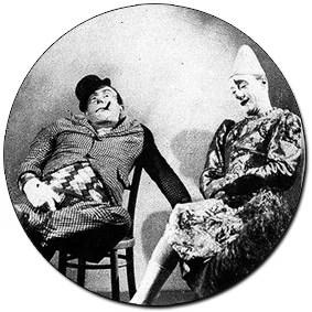 Augusto Beby y Carablanca Antonet - Payasos