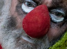 Slava Polunin Payaso Clown Snow Show